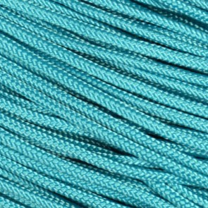 Neon Turquoise 425 Paracord - 50 ft