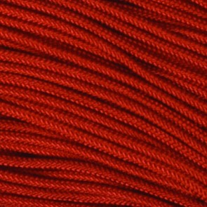 Imperial Red 425 Paracord - 50 ft