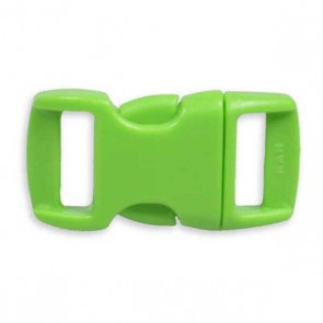 "3/8"" Side Release Buckle - Clover Green"