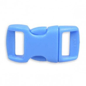 "3/8"" Side Release Buckle - Light Blue"