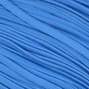 Colonial Blue Coreless Paracord - 100 ft