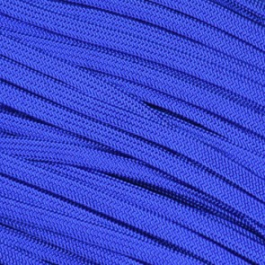 Electric Blue Coreless Paracord - 100 ft
