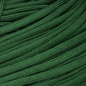 Emerald Green Coreless Paracord - 100 ft