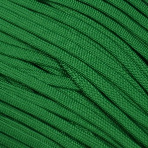 Kelly Green Coreless Paracord - 100 ft