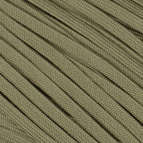 Desert Tan Coreless Paracord - 100 ft