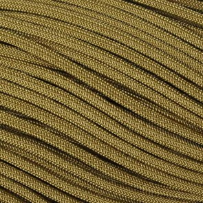 Coyote Brown 550 Paracord - 50 ft
