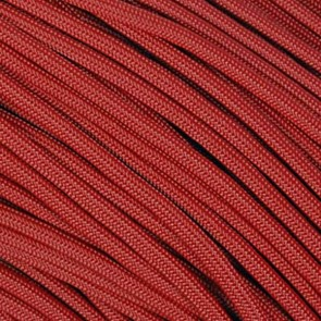 Crimson 550 Paracord - 100 ft