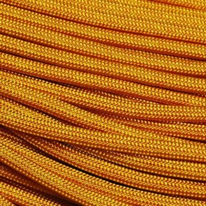 Goldenrod 550 Paracord - 50 ft