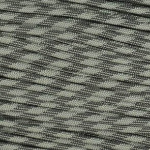 Grayscale 550 Paracord - 100 ft