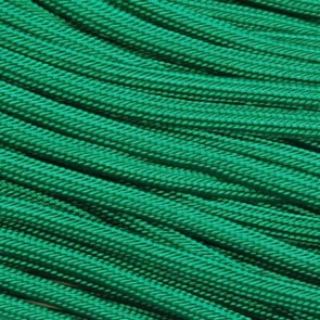 Kelly Green 550 Paracord - 50 ft
