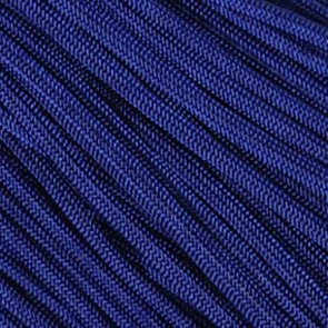 Midnight Blue 550 Paracord - 100 ft