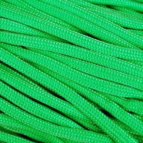 Neon Green 550 Paracord - 50 ft