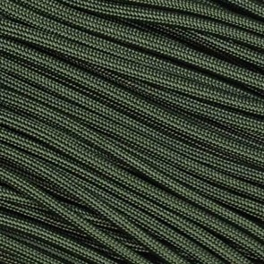 Olive Drab 550 Paracord - 250 ft Spool