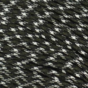 P Army Camo 550 Paracord - 50 ft