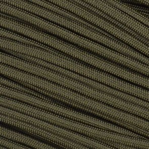 Ranger Green 550 Paracord - 100 ft