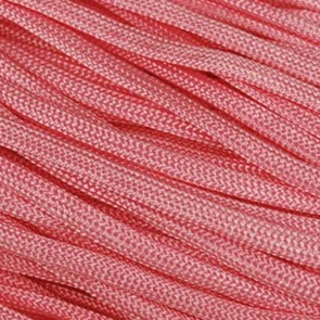 Rose Pink 550 Paracord - 50 ft