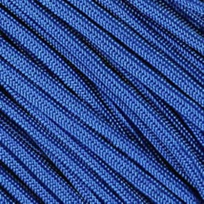 Royal Blue 550 Paracord - 100 ft