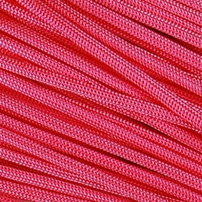 Salmon Pink 550 Paracord - 50 ft