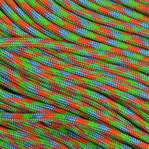 Sherbert 550 Paracord - 100 ft