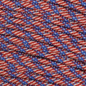Stars and Stripes 550 Paracord - 100 ft