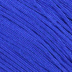 Electric Blue Type I Paracord - 100 ft