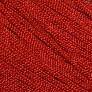 Imperial Red Type I Paracord - 100 ft