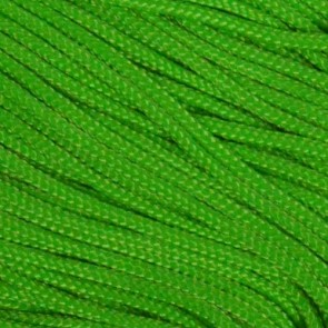 Neon Green Type I Paracord - 100 ft
