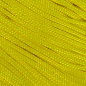 Neon Yellow Type I Paracord - 100 ft