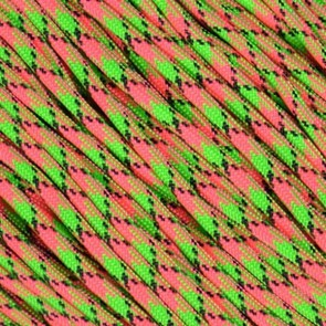 Watermelon 550 Paracord - 50 ft
