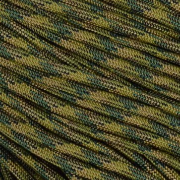 Bayou Camo 550 Paracord - 50 ft