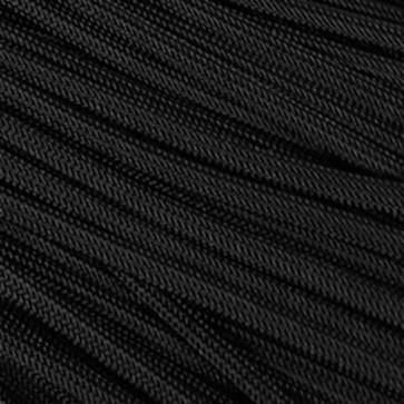 Black 550 Paracord