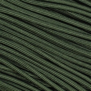 Fire Starter Olive Drab 550 Paracord