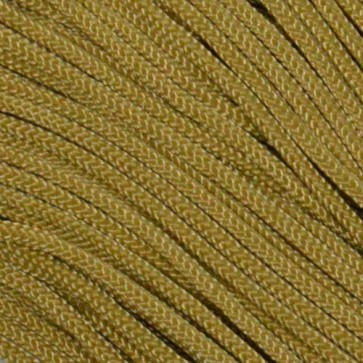 Gold Type I Paracord - 100 ft