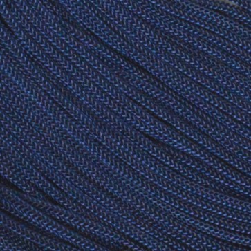 Midnight Blue Type I Paracord - 100 ft