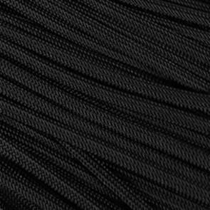 Black 650 Coreless Paracord