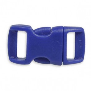 "3/8"" Side Release Buckle - Dark Blue"