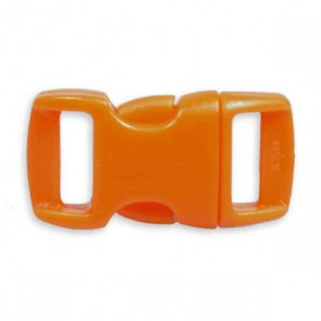"3/8"" Side Release Buckle - Orange"