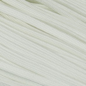 White Coreless Paracord - 500 ft Spool