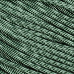 Foliage Green 550 Paracord - 1,000 ft Spool