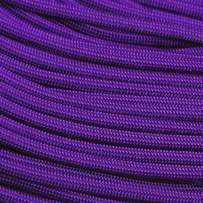 Acid Purple Coreless Paracord - 1,000 ft Spool