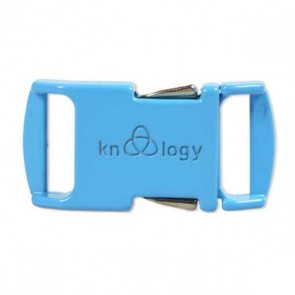 Nito .5 Metal Buckle - Neon Blue