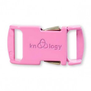 Nito .5 Metal Buckle - Pink