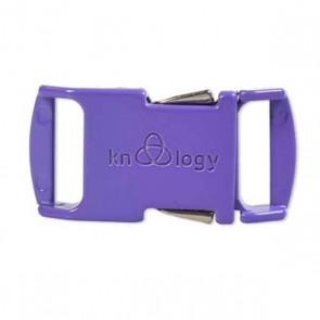 Nito .5 Metal Buckle - Purple