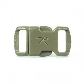 "Rothco 3/8"" Side Release Buckle - Olive Drab"