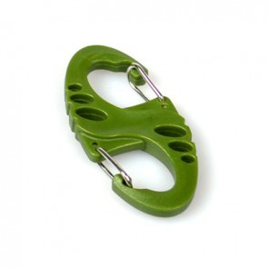 "2"" S-Biner - Army Green"