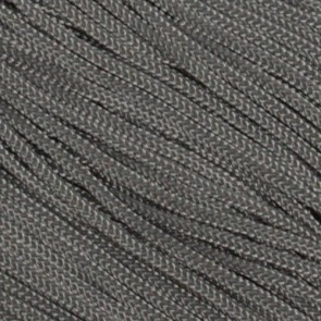 Charcoal Gray Type I Paracord - 100 ft