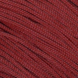 Crimson Type I Paracord - 100 ft
