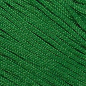 Kelly Green Type I Paracord - 100 ft