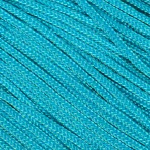 Neon Turquoise Type I Paracord - 100 ft