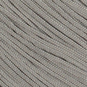 Silver Gray Type I Paracord - 100 ft